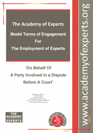 Model Terms of Engagement